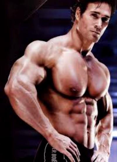 Майкл О'Херн: мощный жим под углом для развития впечатляющих мышц груди — goldenbogdan на Scorum