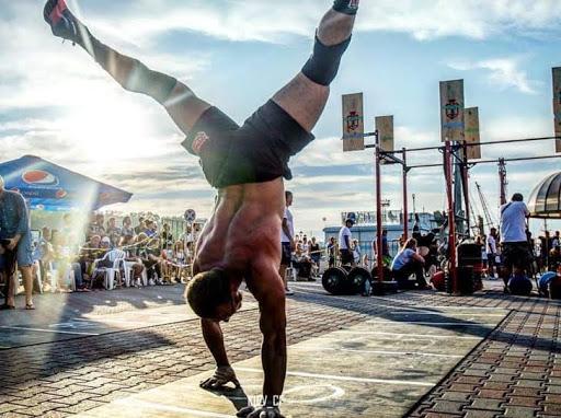 Стали известны 4-ый и 5-ый Event Регионального этапа CrossFit Games 2017