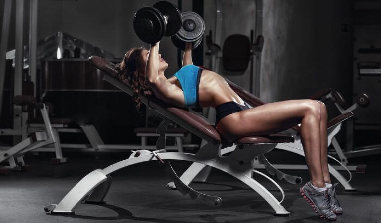 Упражнения в Зале для Девушек: Комплексы Упражнений + ФОТО | Девушки в тренажерном зале, Бодибилдинг женщины, Тренировка тела