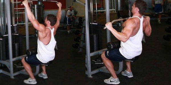 Упражнения на спину в тренажерном зале для мужчин | Стройная жизнь | Яндекс Дзен