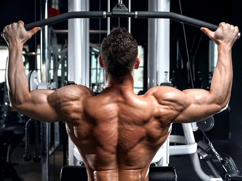 Упражнения для спины в тренажерном зале — как накачать спину